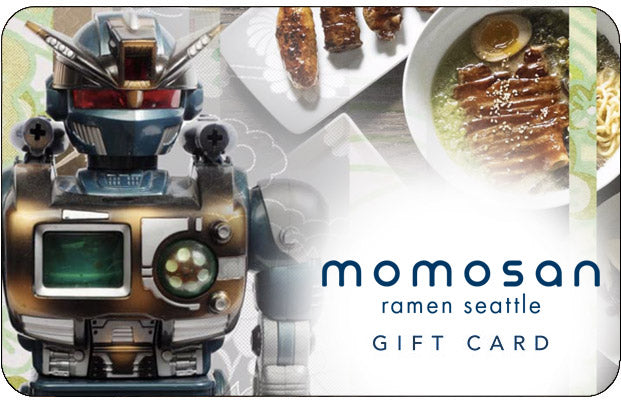Momosan Seattle Gift Card