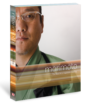 Signed Copy of Morimoto: The New Art of Japanese Cooking