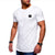 Ανδρικό T-Shirt Al Franco (637) - Panda Clothing
