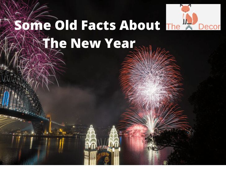 Some Old Facts About The New Year