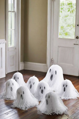 Halloween Decoration With Paper