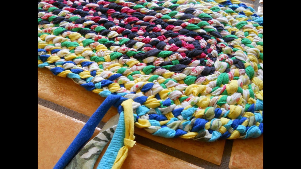 Clothes Braided Rugs