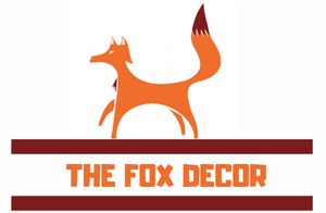 The Fox Decor Logo