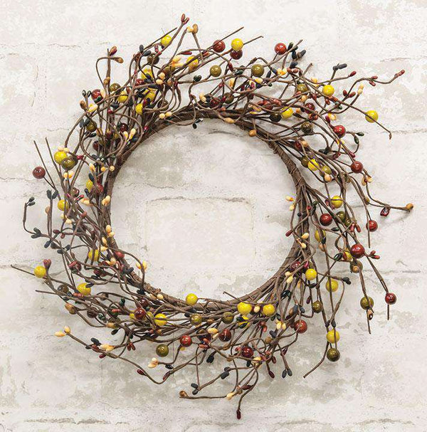"12"" Primitive Combo Wreath Rings/Wreaths CWI+"