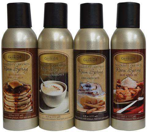 12/Set, Kitchen Collection Room Sprays Fragrance CWI+