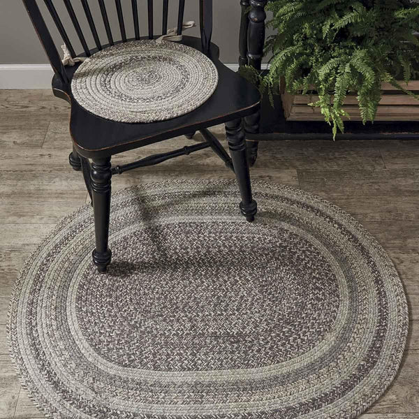 Hartwick Braided Chair Pad Set of 4