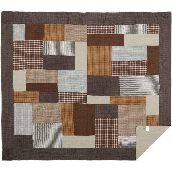 Rory California King Quilt 130Wx115L VHC Brands online