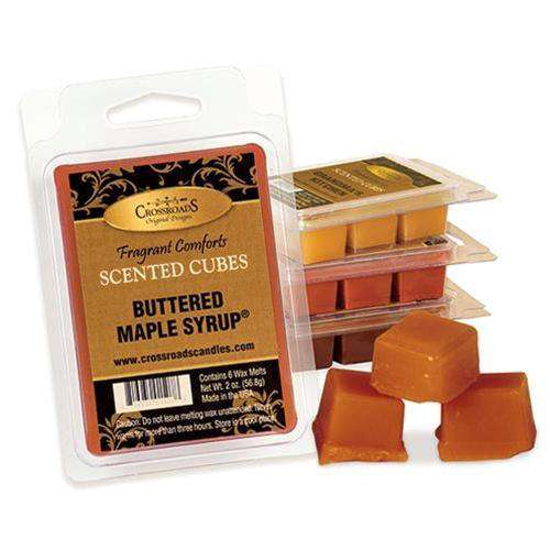 40/Pkg, Fan Favorites Scent Cubes Candles and Scents CWI+