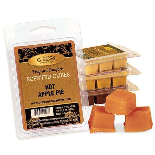 40/Pkg, Fresh From the Oven Scent Cubes Candles and Scents CWI+