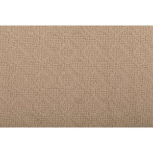 Serenity Tan Cotton Woven Blanket VHC Brands zoom