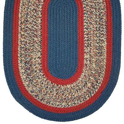 440 Ex Braided Rugs Oval/Round
