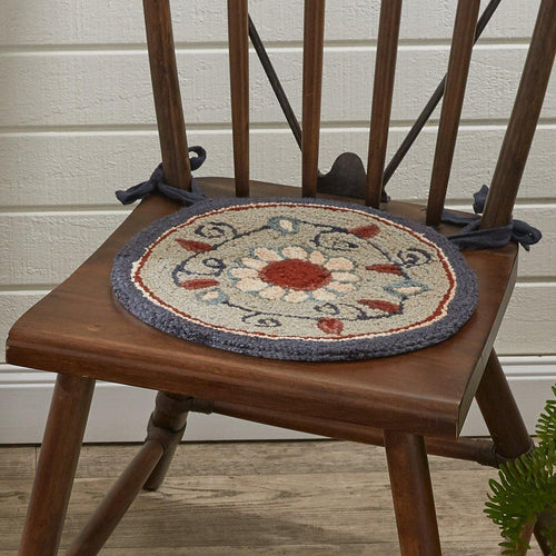 Hooked Chair Pads