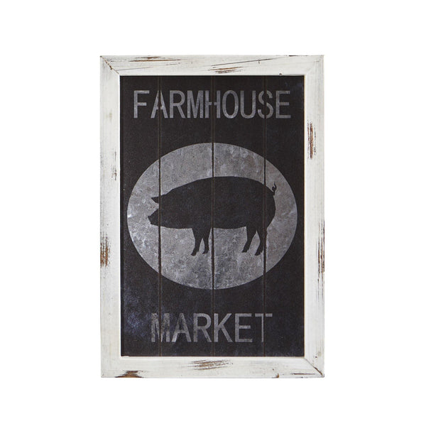Farm To Table Wall Decor (Set Of 2)