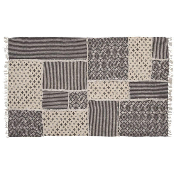 Elysee Patchwork Rug Rect 5'x8' VHC Brands