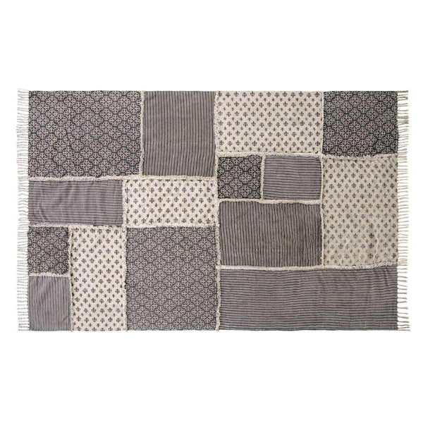 Elysee Patchwork Rug Rect 6'x9' VHC Brands
