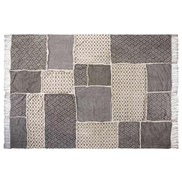 Elysee Patchwork Rug Rect 8'x11' VHC Brands
