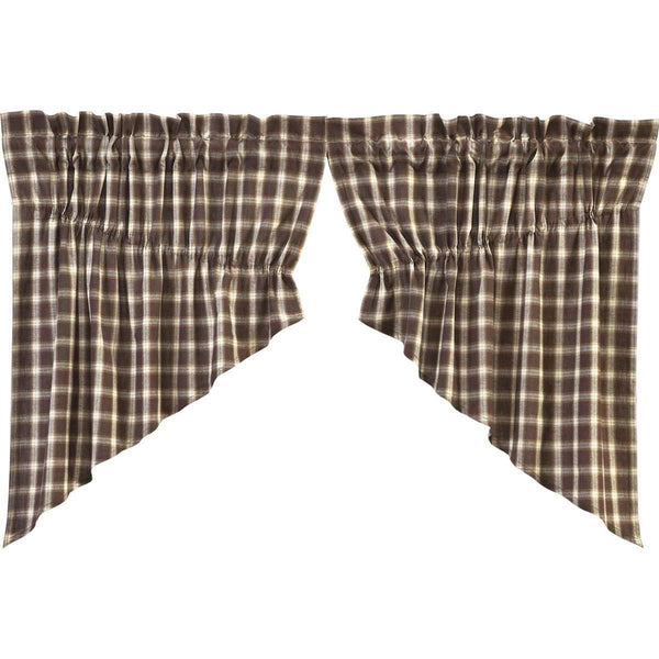 Rory Prairie Swag Curtain Set of 2 36x36x18 VHC Brands