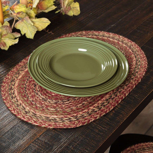 Cider Mill Jute Braided Placemats