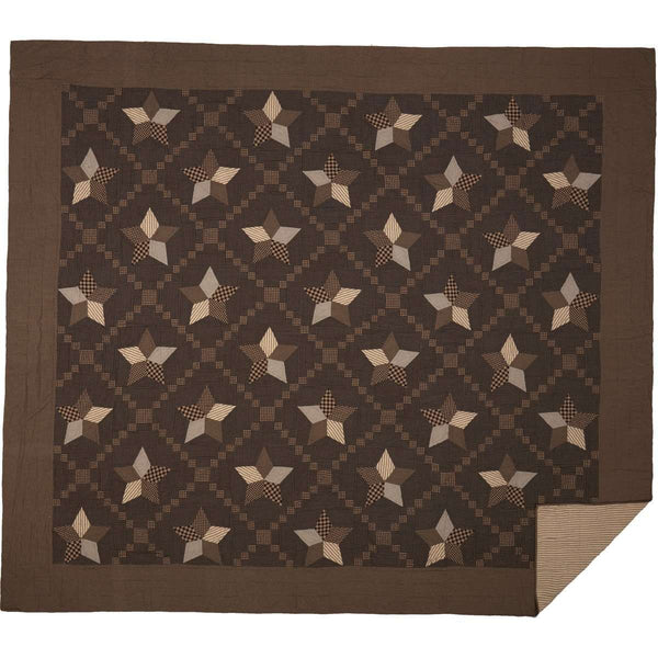 Farmhouse Star California King Quilt 130Wx115L VHC Brands online