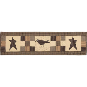 Kettle Grove Runner Crow and Star 13x48 VHC Brands