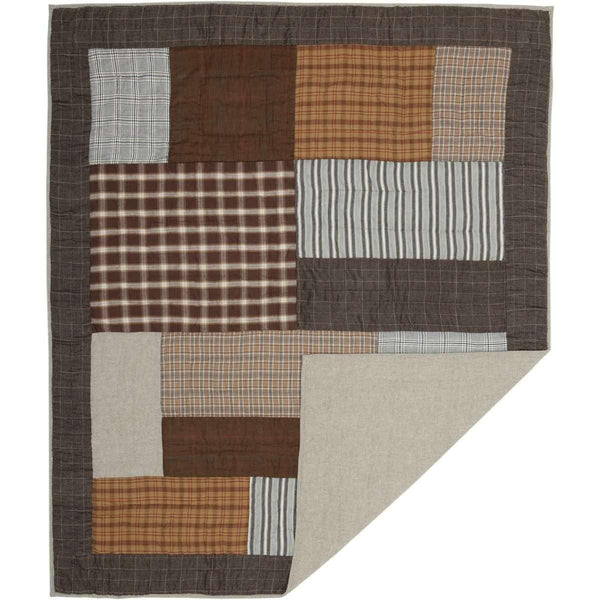 Rory Quilted Throw  Online
