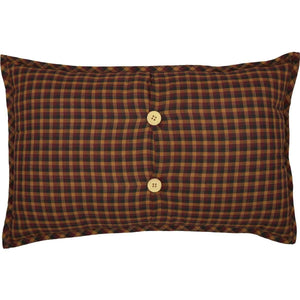 HERITAGE FARMS HARVEST BLESSINGS PILLOW 14X22 back