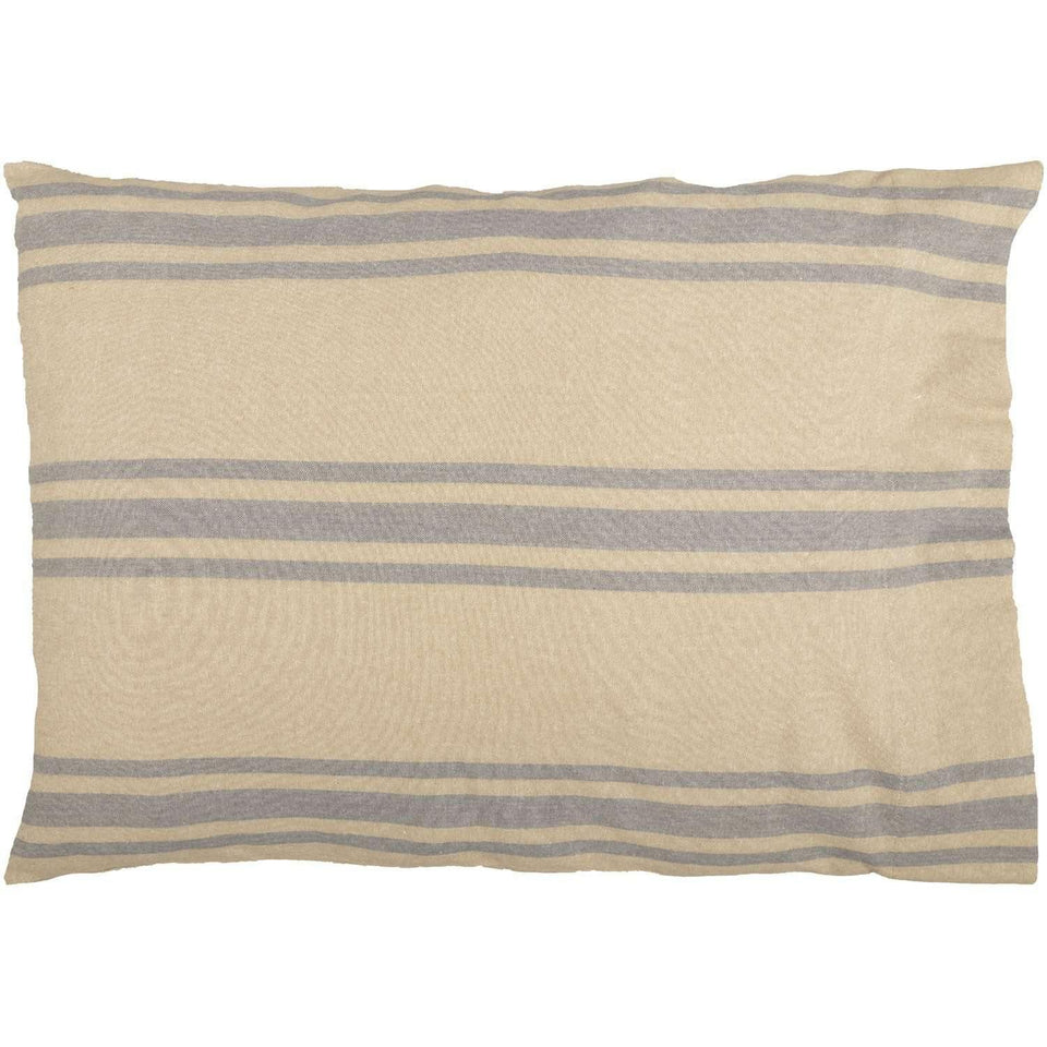 Farmer's Market Grain Sack Stripe Standard Pillow Case Set of 2 21x30 VHC Brands