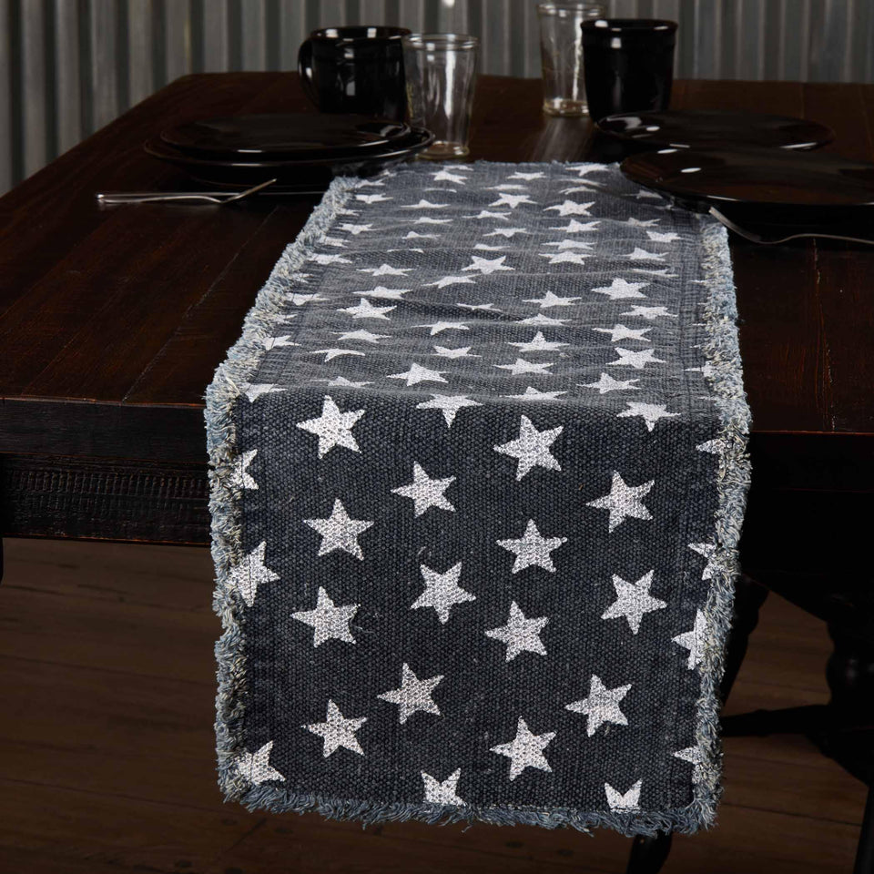 Multi Star Navy Runner 13x48 VHC Brands