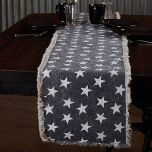 Multi Star Navy Runner 13x72 VHC Brands