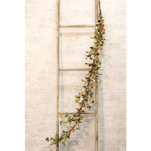 "Antique Eucalyptus Garland 48"" - The Fox Decor"