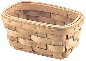 Country Rectangle Basket set of 6 - The Fox Decor