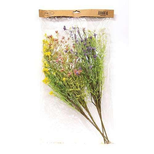 4/Set, Wispy Spring Flower Picks, 18""