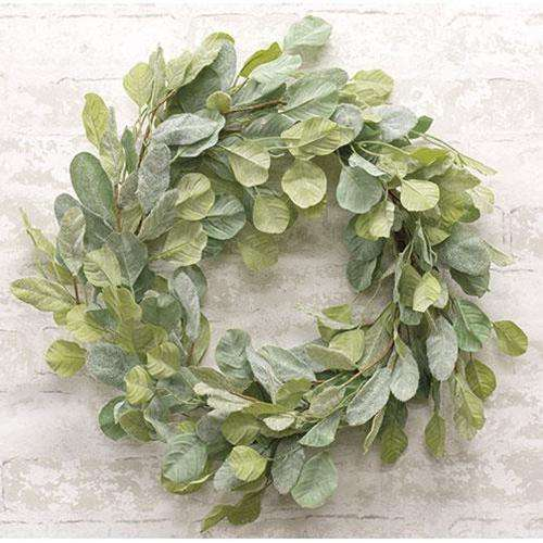 "Summer Splendor Wreath, 24"" - The Fox Decor"