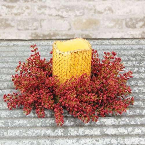 Bursting Astilbe Candle Ring, 3.5