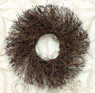 "Angel Vine Wreath, 16"" - The Fox Decor"