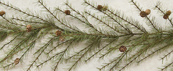 Cypress Pine Garland - 6ft