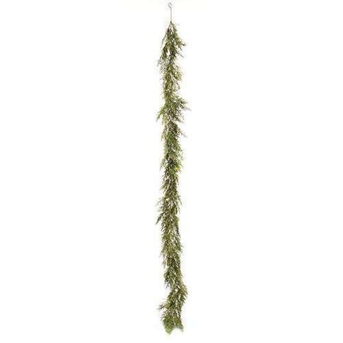 Alpine Cedar Garland, 6ft