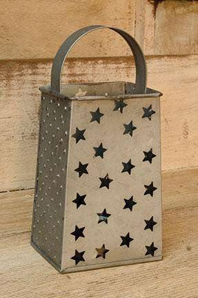 ^^Star Grater Votive Holder 8