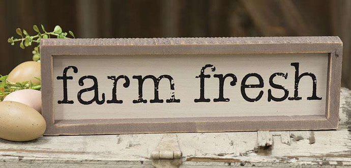 *Farm Fresh Sign - The Fox Decor