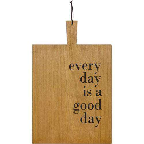Good Day Cutting Board Wall Sign online