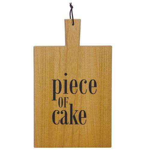 *Piece of Cake Cutting Board Wall Hanging - The Fox Decor