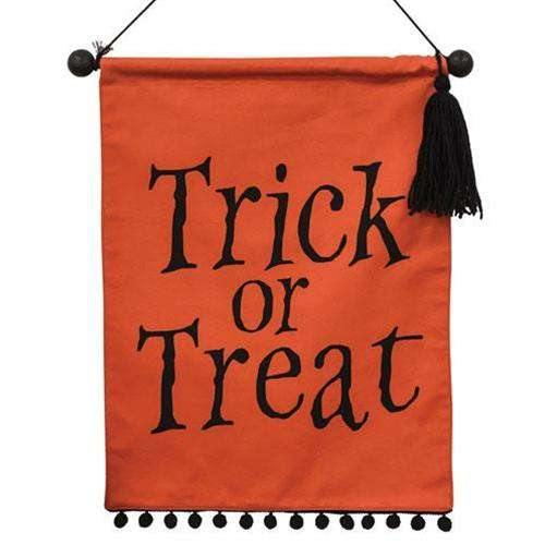 Trick or Treat Fabric Wall Hanging online