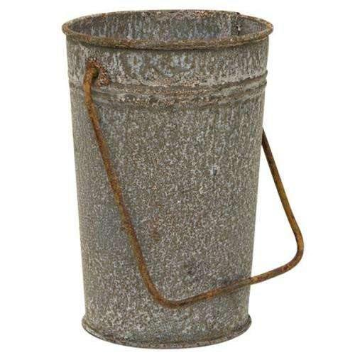 Washed Galvanized Bucket