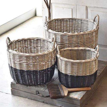 3/Set, Banded Baskets3/Set, Banded Baskets online