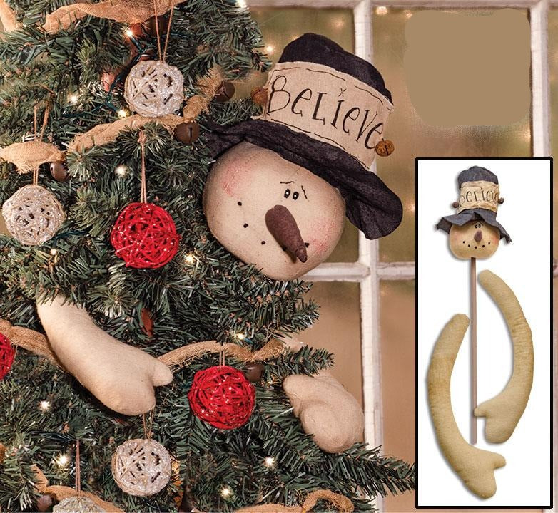 Believe Top Hat Tree Hugger