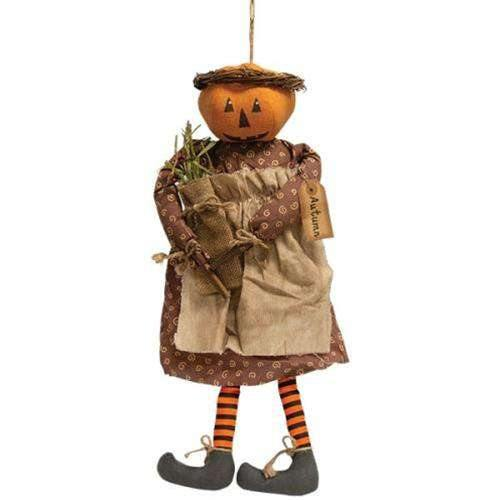 Autumn Pumpkin Doll - The Fox Decor
