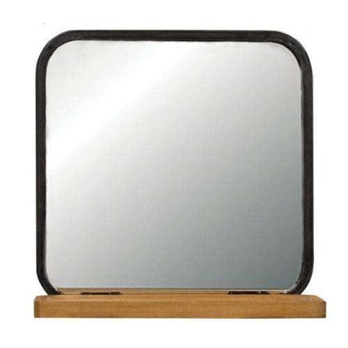 Square Craftsman Mirror