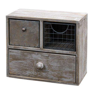*Organizer with Drawers - The Fox Decor
