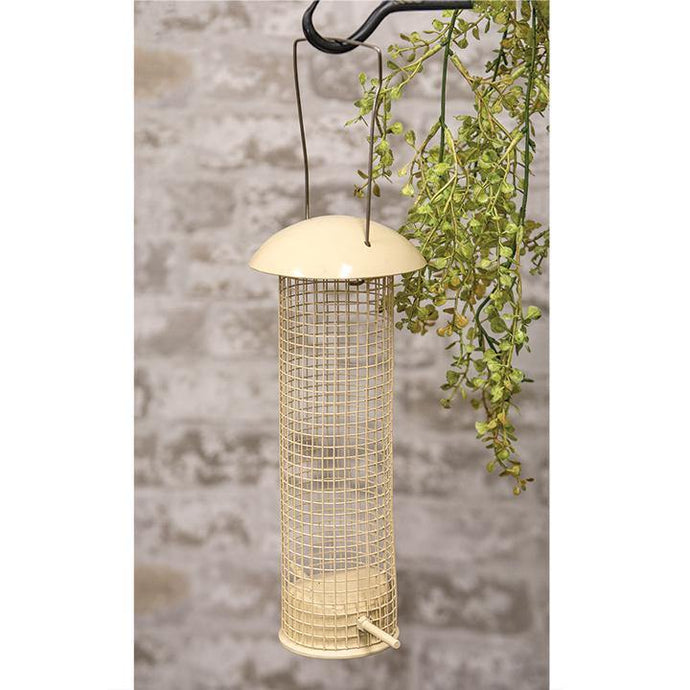 Metal Mesh Bird Feeder