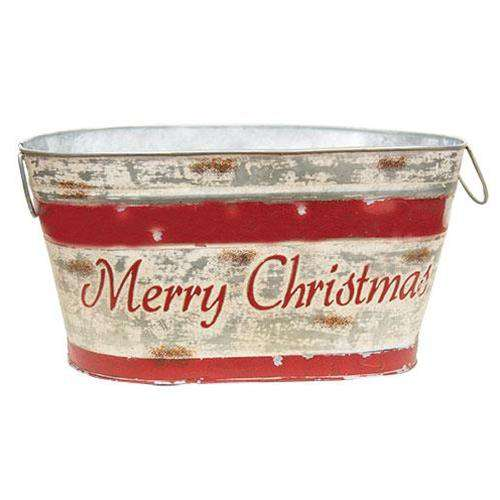 2/Set, Merry Christmas Wash Tubs online